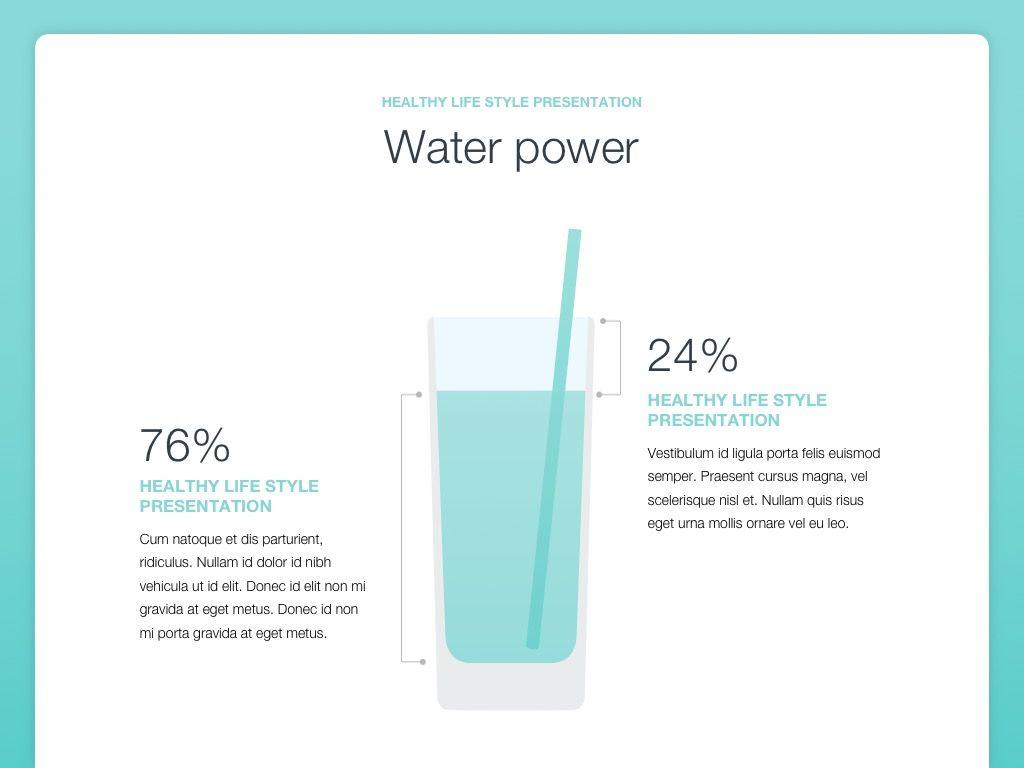 Wellbeing Google Slides Template, Slide 19, 05824, Infographics — PoweredTemplate.com