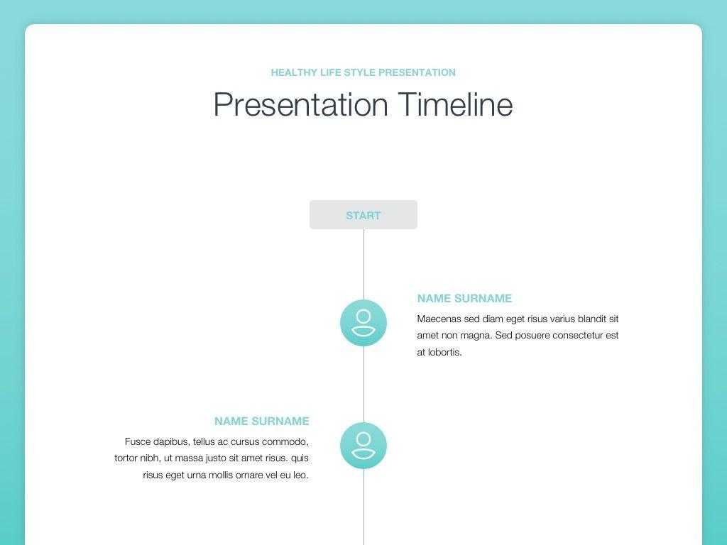 Wellbeing Google Slides Template, Slide 5, 05824, Infographics — PoweredTemplate.com