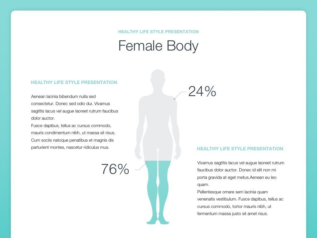 Wellbeing Google Slides Template, Slide 9, 05824, Infographics — PoweredTemplate.com
