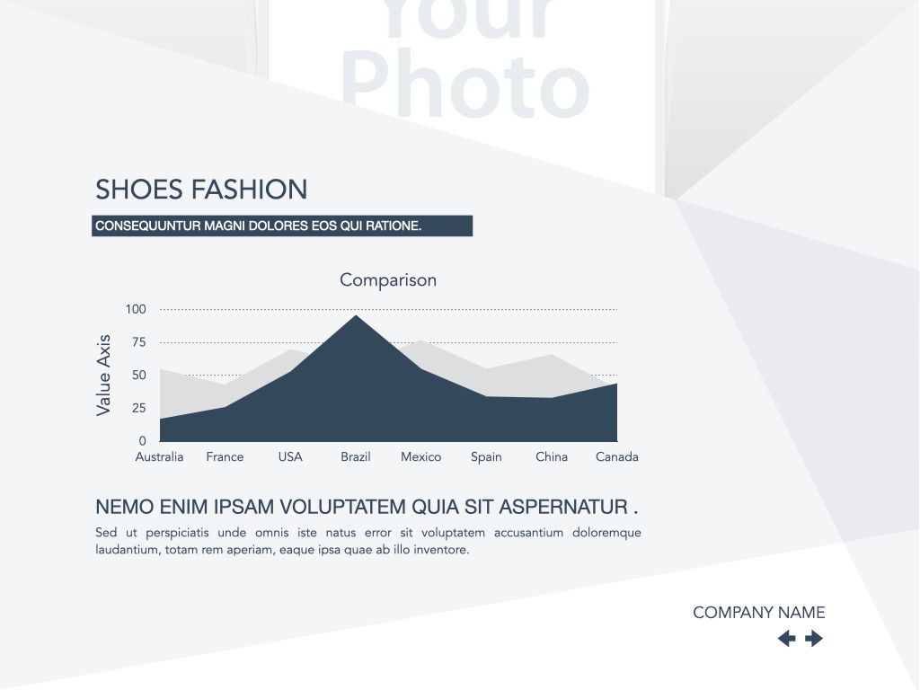 Coral Shapes Powerpoint Presentation Template, Slide 11, 05836, Presentation Templates — PoweredTemplate.com