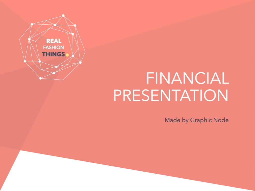 Coral Shapes Powerpoint Presentation Template, Slide 12, 05836, Presentation Templates — PoweredTemplate.com