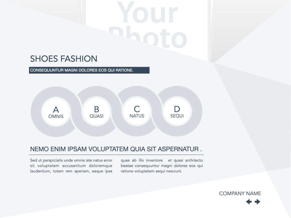 Coral Shapes Powerpoint Presentation Template, Slide 28, 05836, Presentation Templates — PoweredTemplate.com