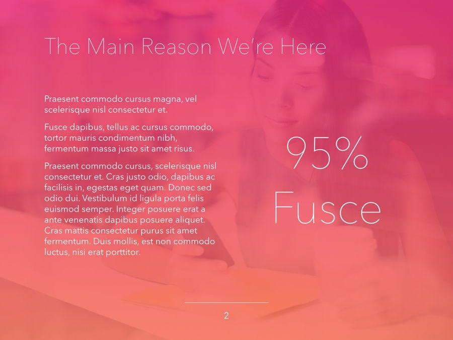 Sunset Safari Keynote Template, Slide 3, 05862, Presentation Templates — PoweredTemplate.com