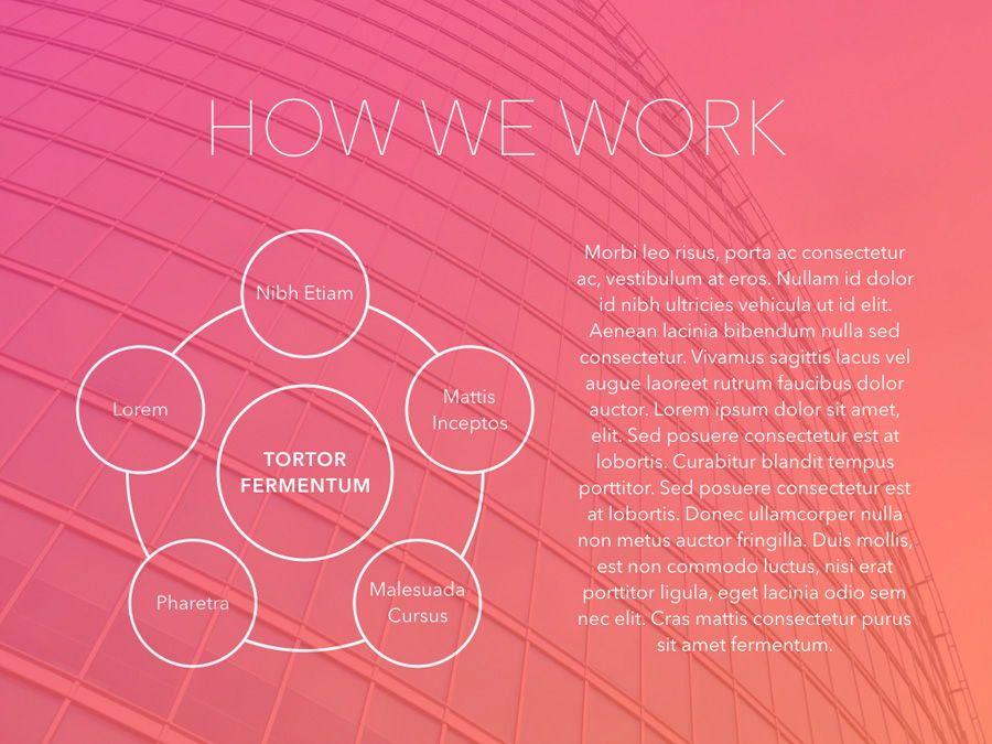 Stimulating PowerPoint Template, Slide 10, 05867, Presentation Templates — PoweredTemplate.com