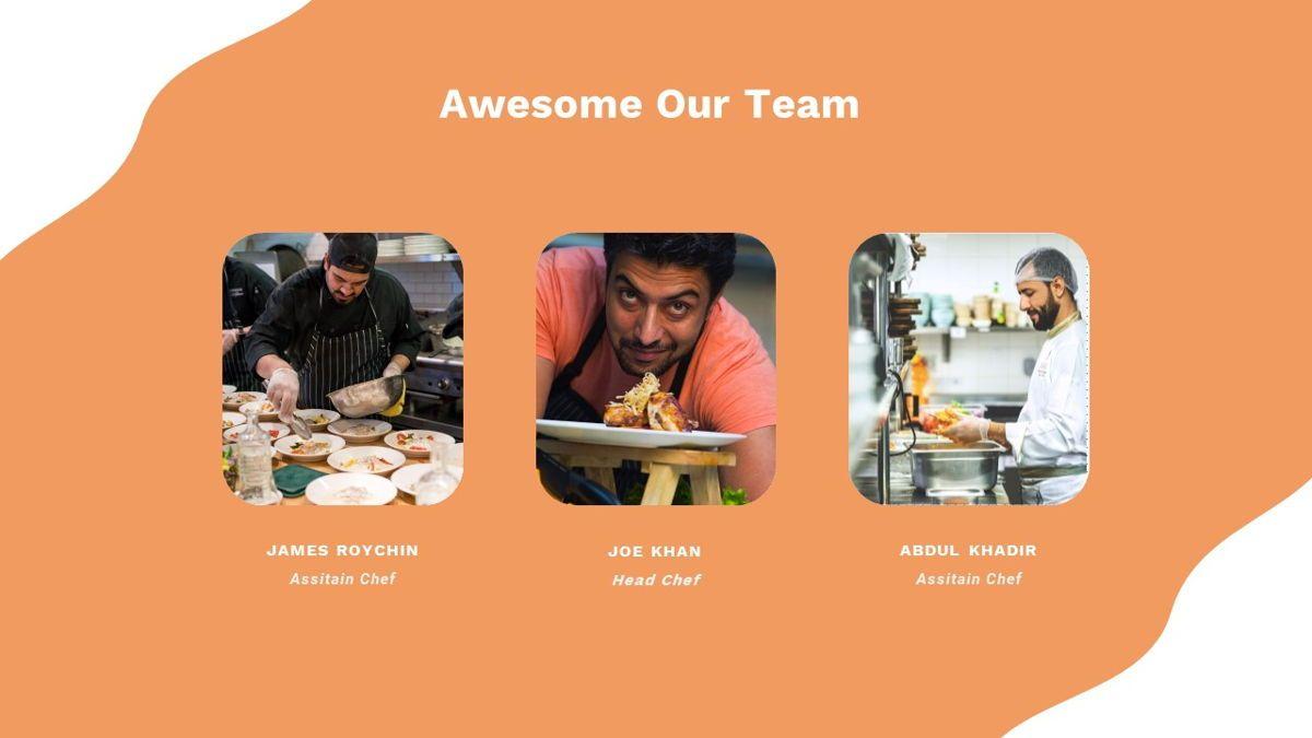 Samantha - Food Restaurant Powerpoint Template, Slide 15, 05875, Presentation Templates — PoweredTemplate.com