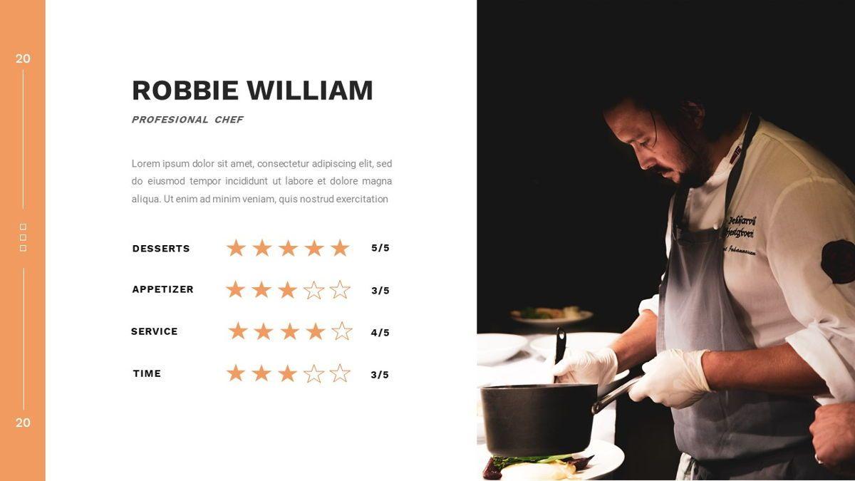 Samantha - Food Restaurant Powerpoint Template, Slide 17, 05875, Presentation Templates — PoweredTemplate.com