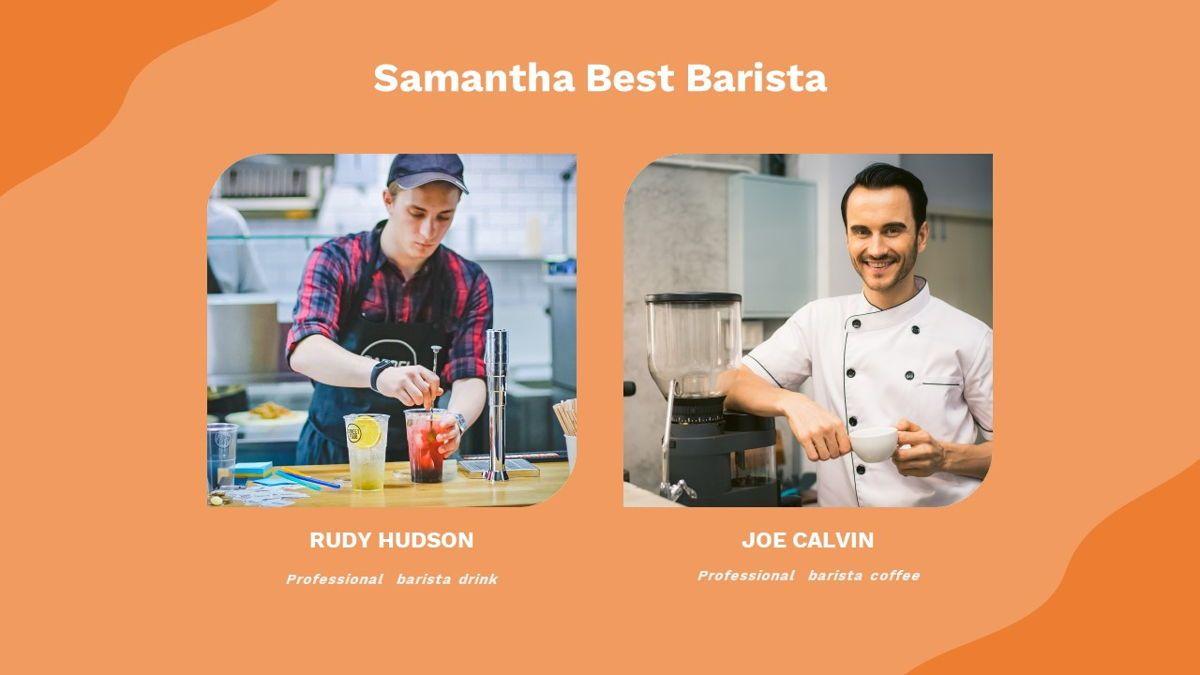 Samantha - Food Restaurant Powerpoint Template, Slide 19, 05875, Presentation Templates — PoweredTemplate.com