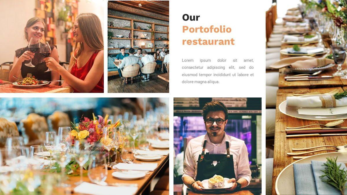 Samantha - Food Restaurant Powerpoint Template, Slide 22, 05875, Presentation Templates — PoweredTemplate.com