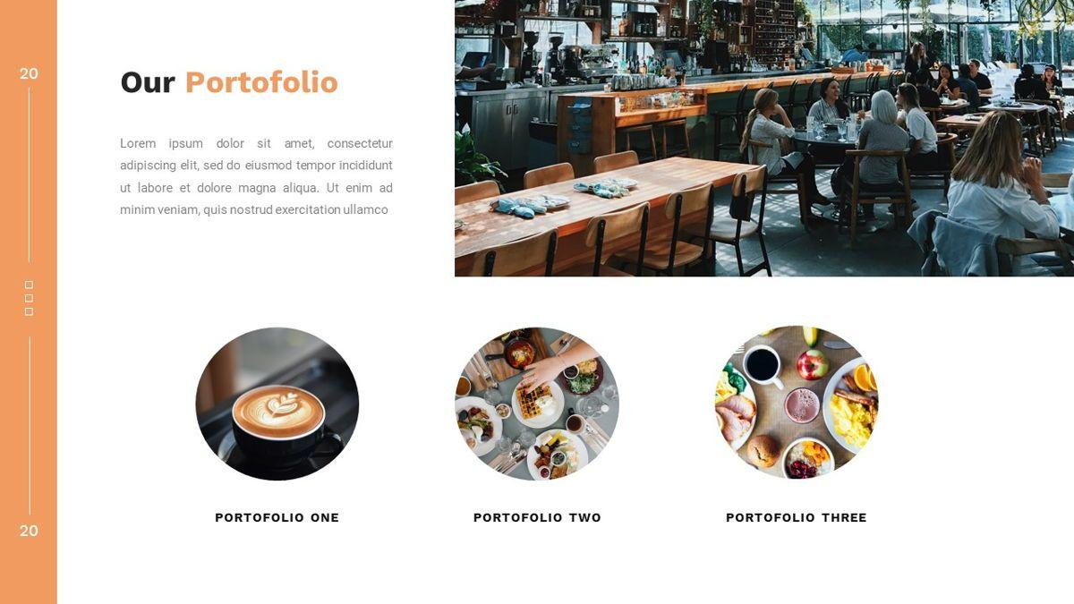 Samantha - Food Restaurant Powerpoint Template, Slide 23, 05875, Presentation Templates — PoweredTemplate.com