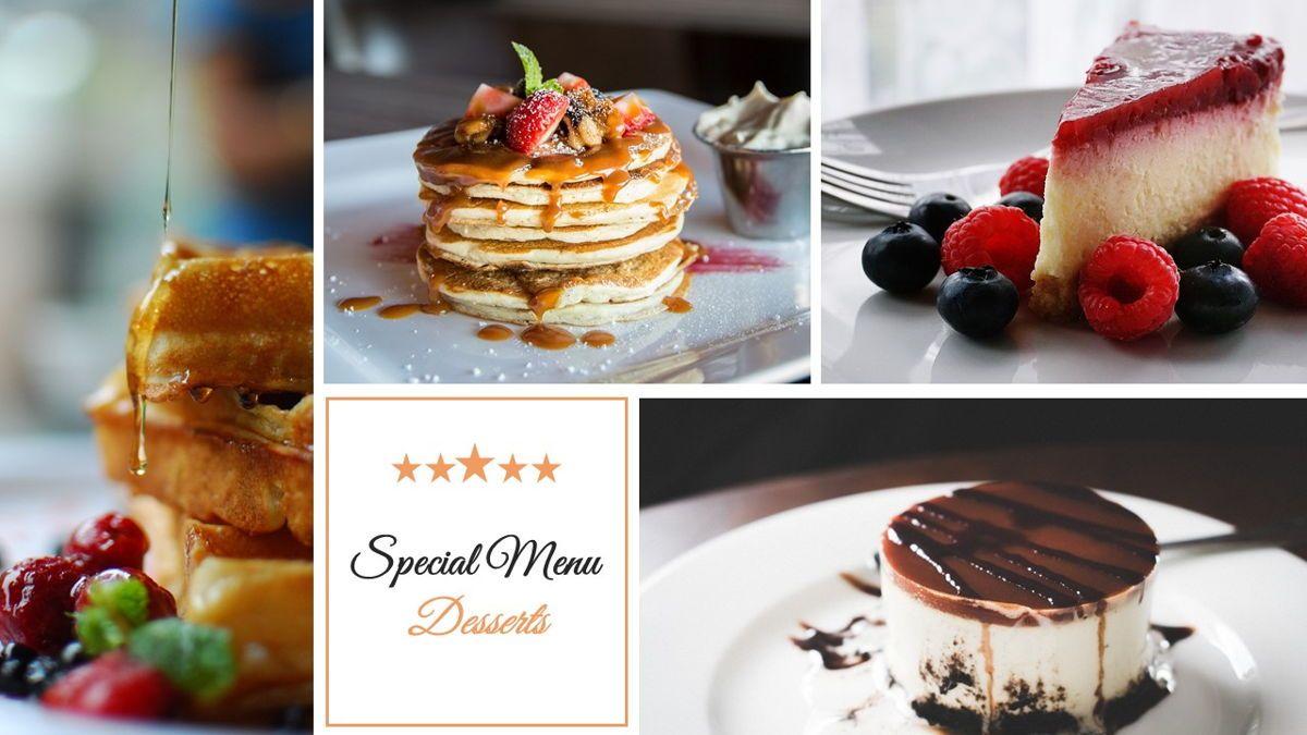 Samantha - Food Restaurant Powerpoint Template, Slide 25, 05875, Presentation Templates — PoweredTemplate.com