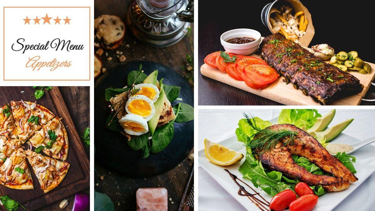 Samantha - Food Restaurant Powerpoint Template, Slide 26, 05875, Presentation Templates — PoweredTemplate.com
