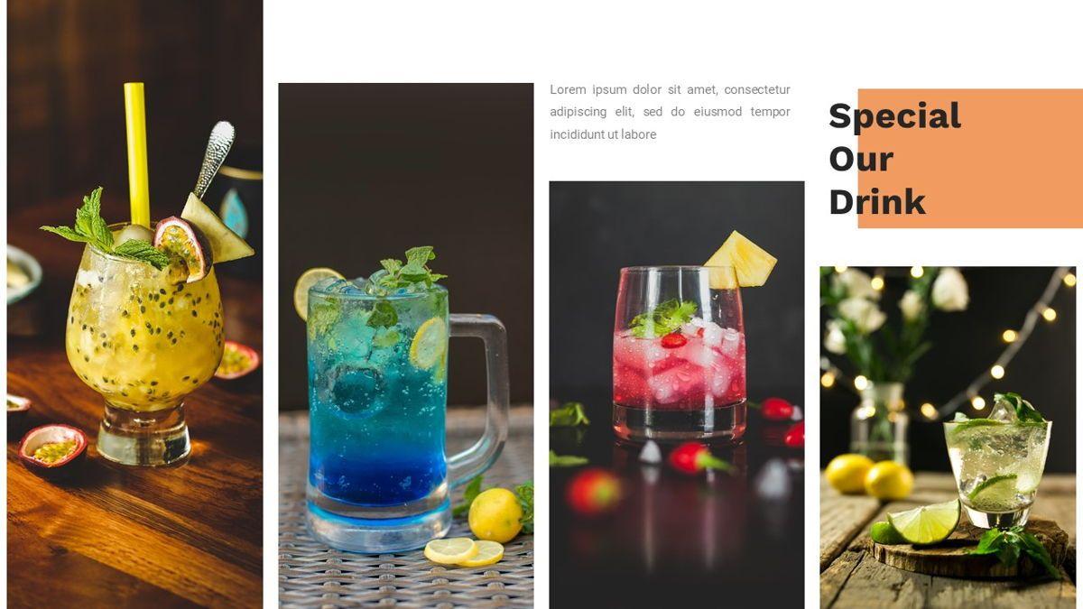 Samantha - Food Restaurant Powerpoint Template, Slide 28, 05875, Presentation Templates — PoweredTemplate.com