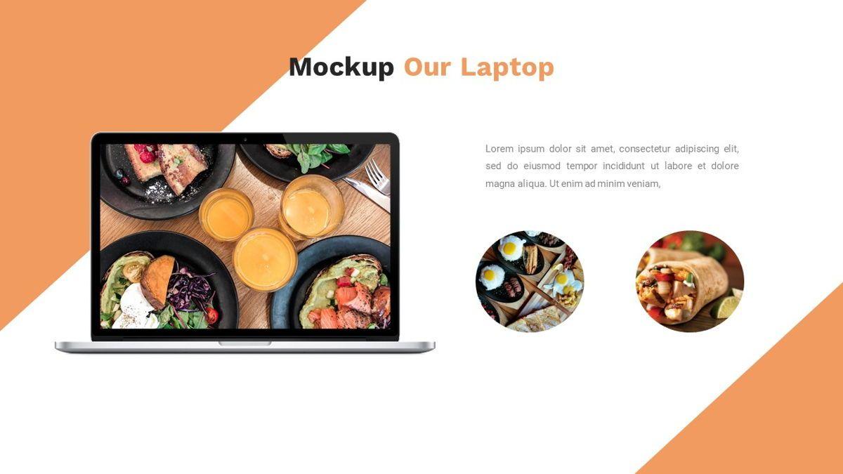 Samantha - Food Restaurant Powerpoint Template, Slide 33, 05875, Presentation Templates — PoweredTemplate.com