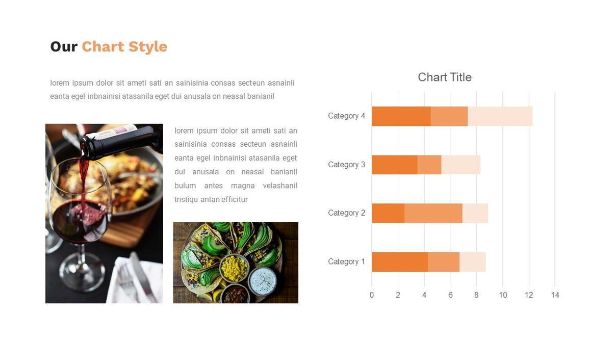 Samantha - Food Restaurant Powerpoint Template, Slide 34, 05875, Presentation Templates — PoweredTemplate.com