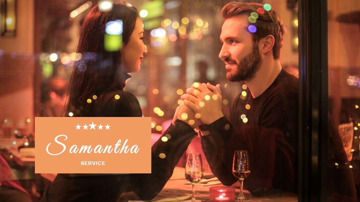 Samantha - Food Restaurant Powerpoint Template, Slide 8, 05875, Presentation Templates — PoweredTemplate.com