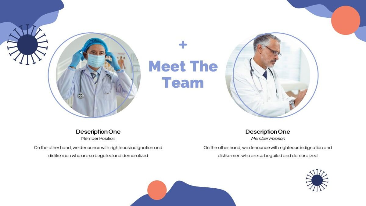 Recov - Disease Powerpoint Template, Slide 16, 05893, Data Driven Diagrams and Charts — PoweredTemplate.com