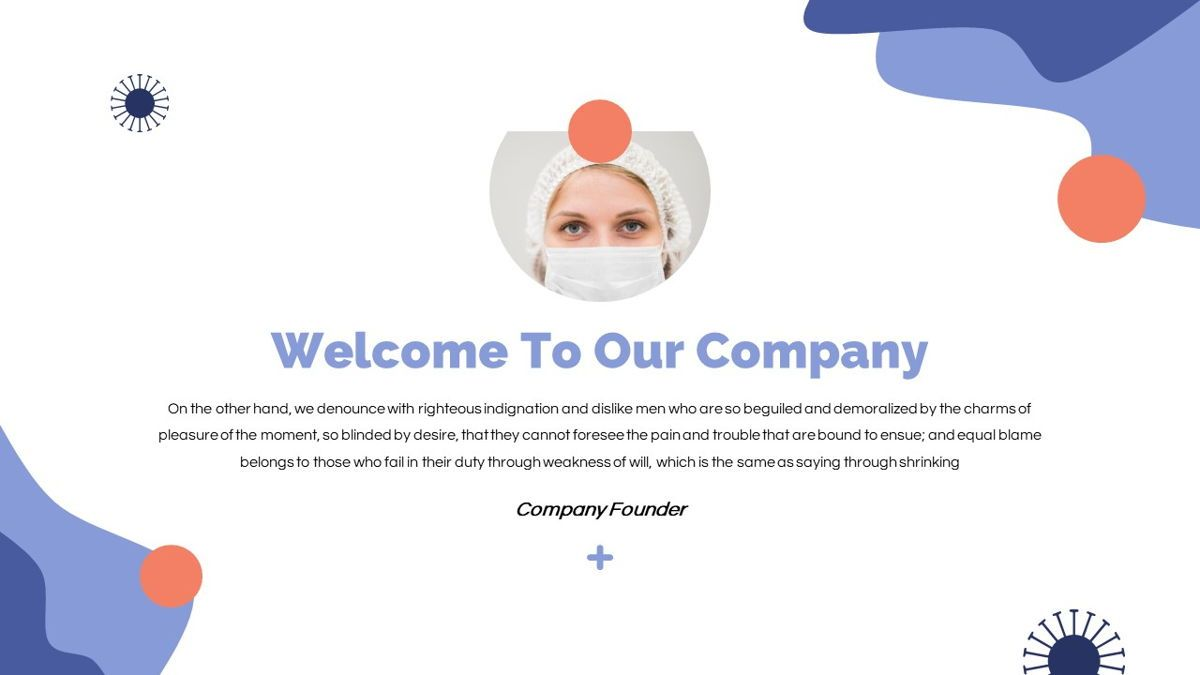 Recov - Disease Powerpoint Template, Slide 5, 05893, Data Driven Diagrams and Charts — PoweredTemplate.com