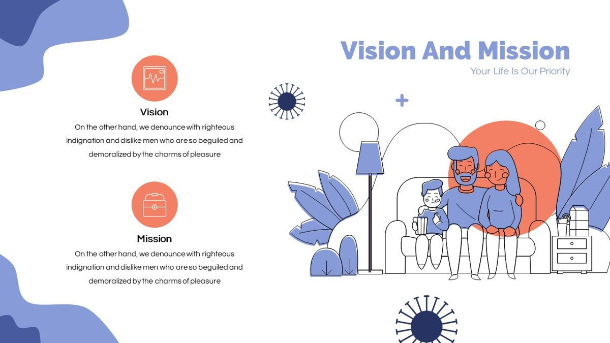 Recov - Disease Powerpoint Template, Slide 9, 05893, Data Driven Diagrams and Charts — PoweredTemplate.com