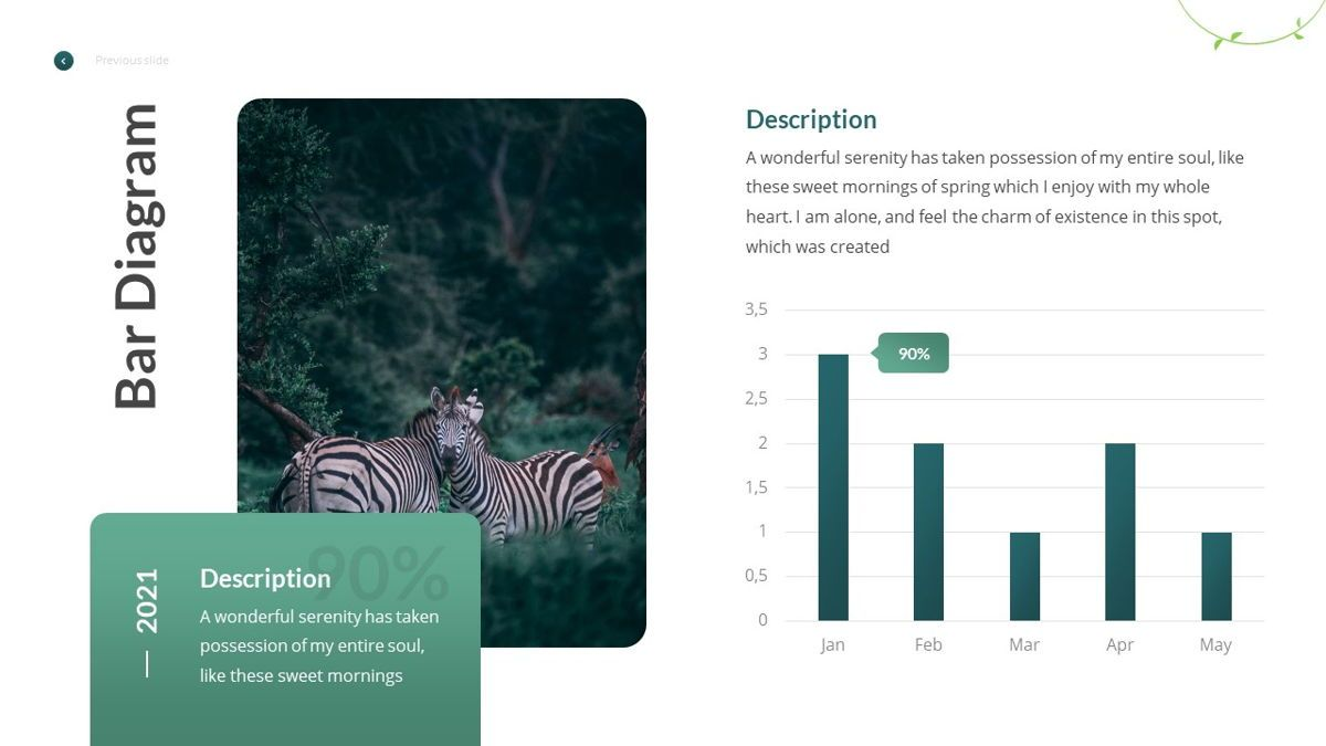 Anemoa - Nature Powerpoint Template, Slide 26, 05894, Icons — PoweredTemplate.com