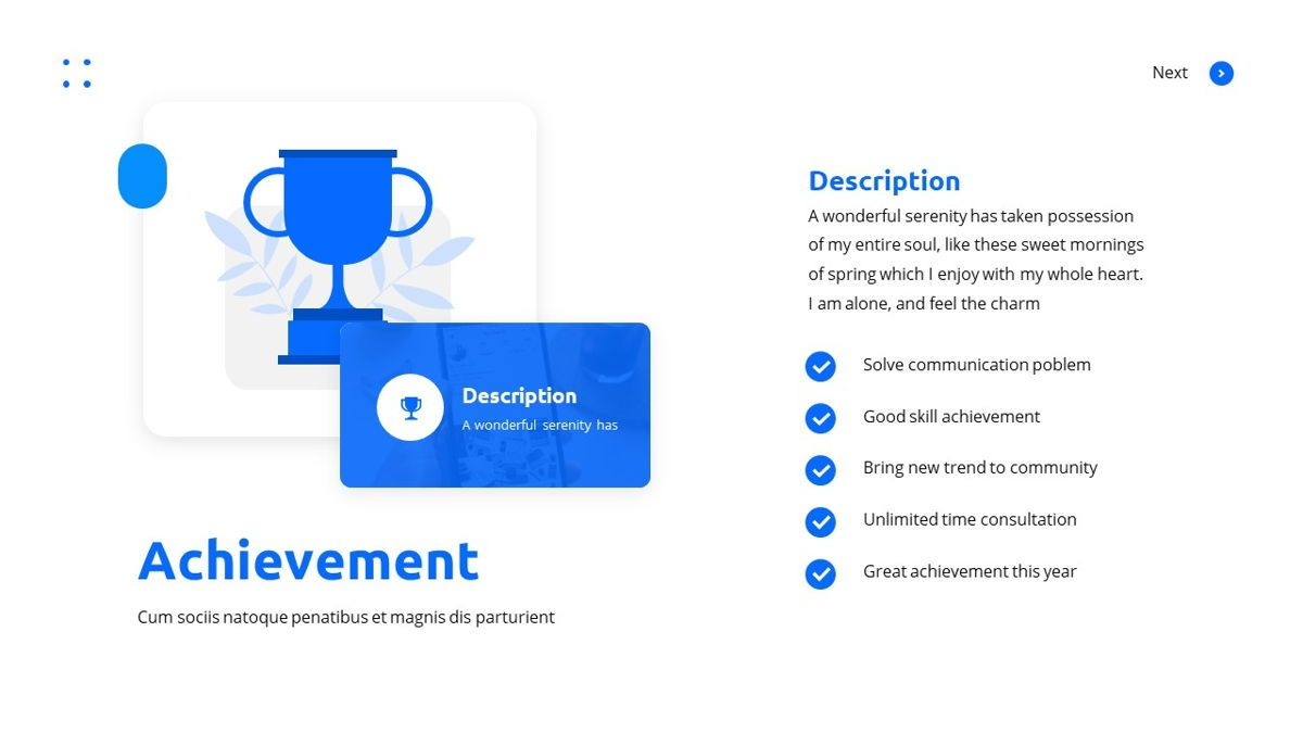 Teleria - Social Media Powerpoint Template, Slide 12, 05898, Data Driven Diagrams and Charts — PoweredTemplate.com