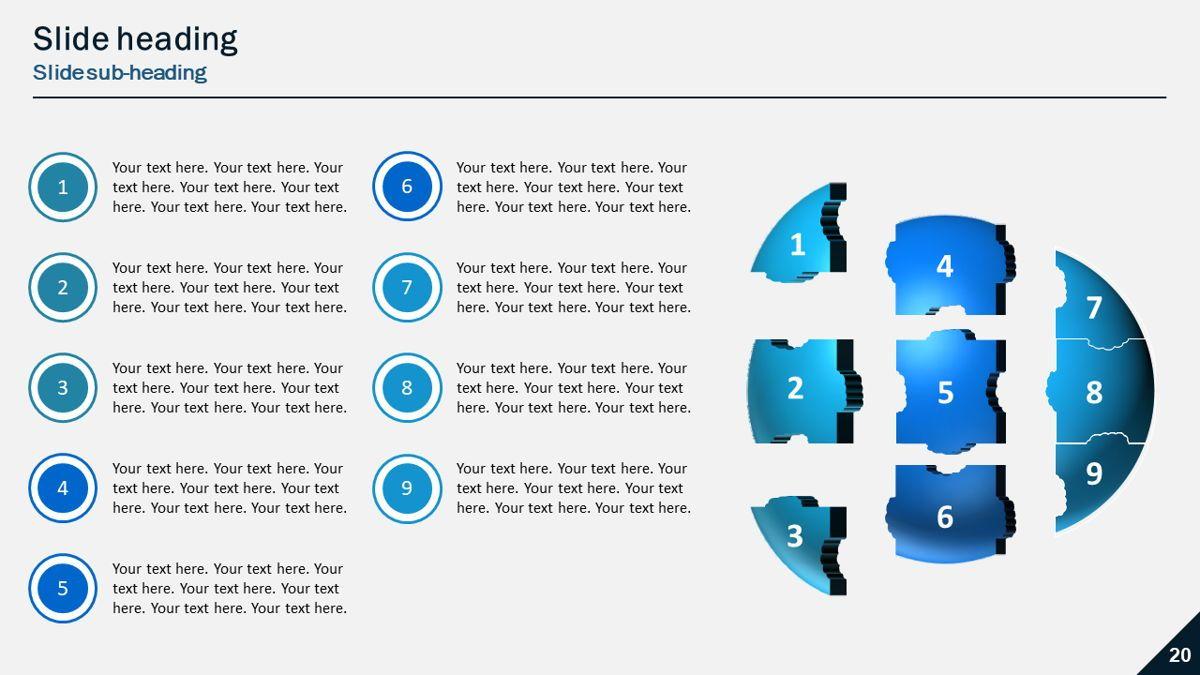 Horizontal Project Selection Funnel, Slide 3, 05900, Business Models — PoweredTemplate.com