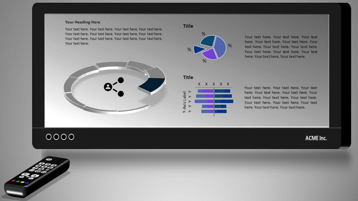 Nine Phase Discussion Deck, Slide 3, 05904, Business Models — PoweredTemplate.com