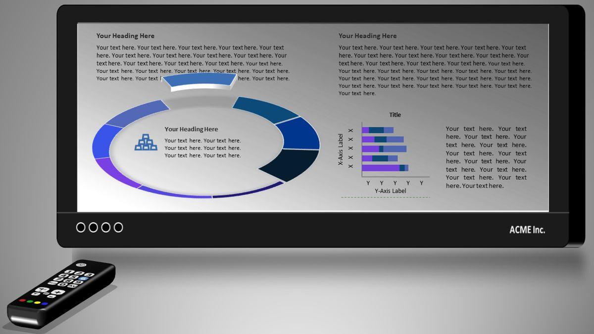 Nine Phase Discussion Deck, Slide 4, 05904, Business Models — PoweredTemplate.com
