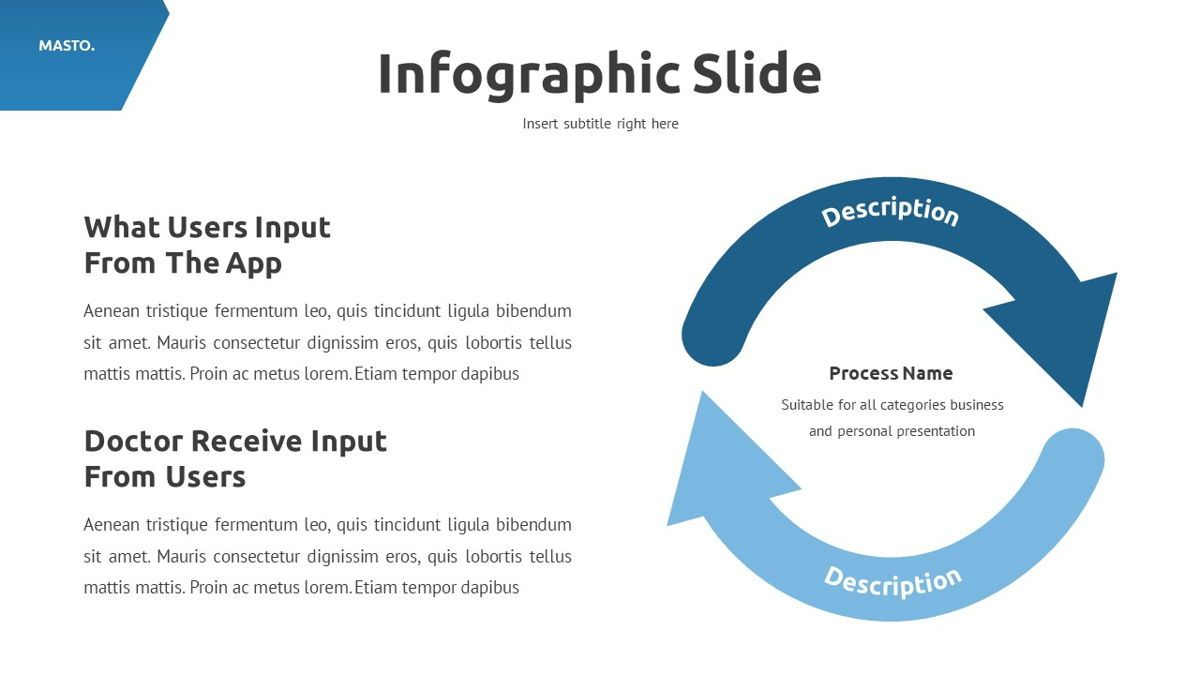 Masto - Medical Apps Powerpoint Template, Slide 25, 05906, Data Driven Diagrams and Charts — PoweredTemplate.com
