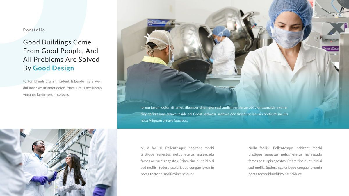 Pharmacy – Creative Business Google Slides Template, Slide 25, 05908, Business Models — PoweredTemplate.com