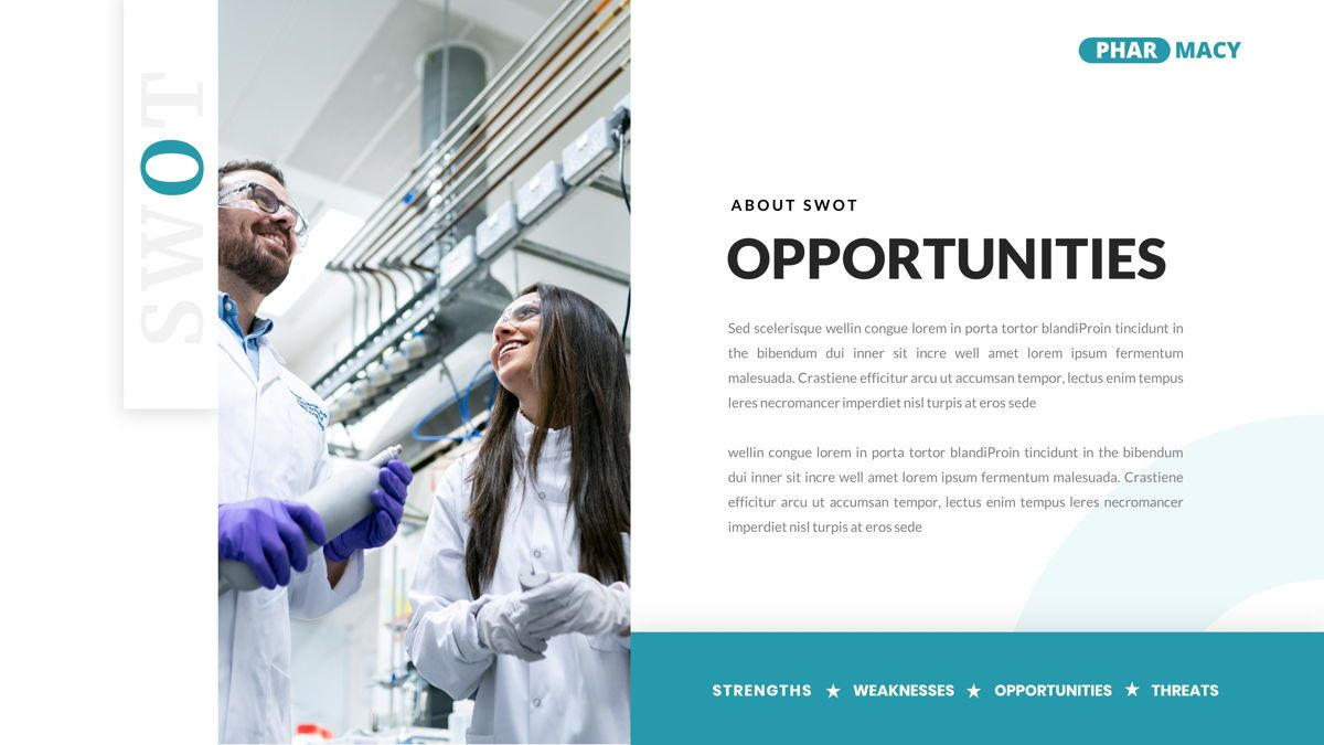 Pharmacy – Creative Business Google Slides Template, Slide 31, 05908, Business Models — PoweredTemplate.com