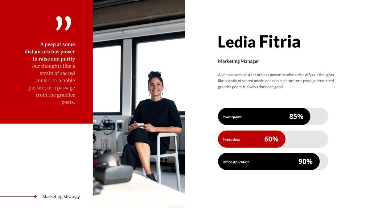 Marketing - Creative Business Powerpoint Template, Slide 10, 05910, Business Models — PoweredTemplate.com