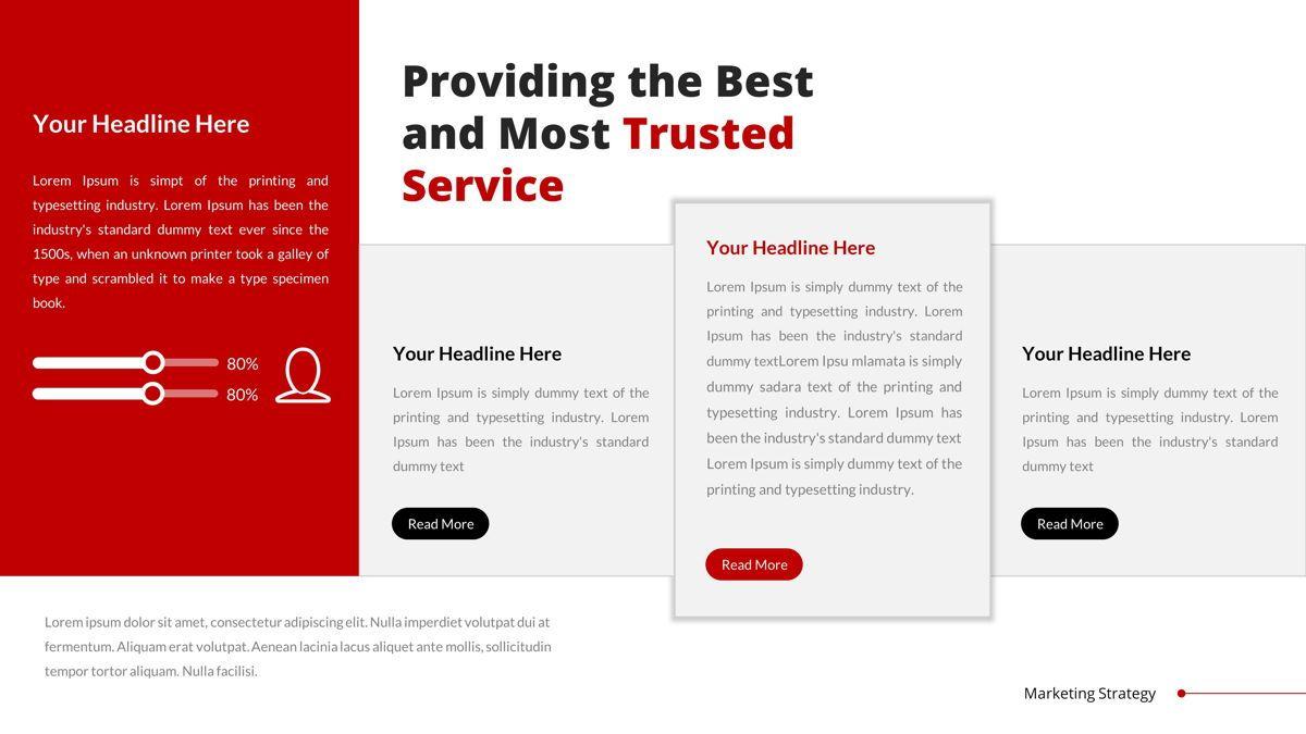 Marketing - Creative Business Powerpoint Template, Slide 13, 05910, Business Models — PoweredTemplate.com