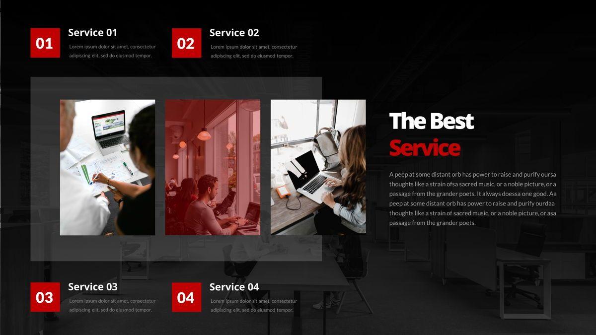 Marketing - Creative Business Powerpoint Template, Slide 18, 05910, Business Models — PoweredTemplate.com