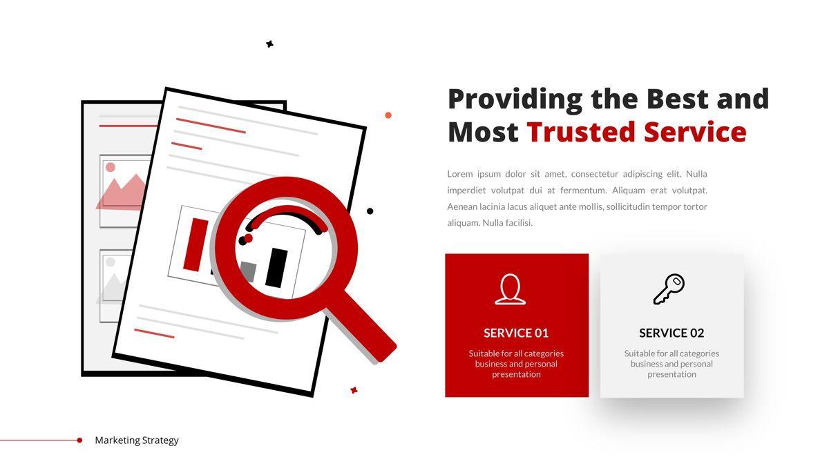 Marketing - Creative Business Powerpoint Template, Slide 19, 05910, Business Models — PoweredTemplate.com