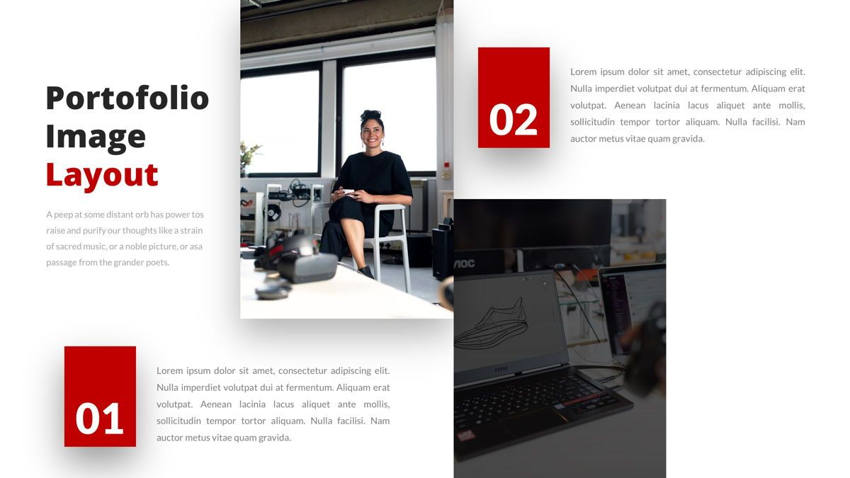 Marketing - Creative Business Powerpoint Template, Slide 22, 05910, Business Models — PoweredTemplate.com