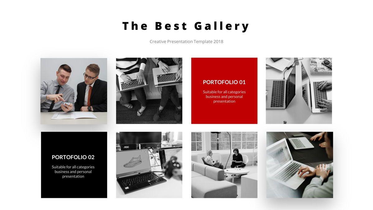 Marketing - Creative Business Powerpoint Template, Slide 23, 05910, Business Models — PoweredTemplate.com