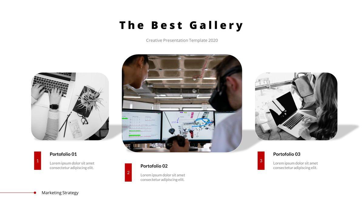 Marketing - Creative Business Powerpoint Template, Slide 25, 05910, Business Models — PoweredTemplate.com
