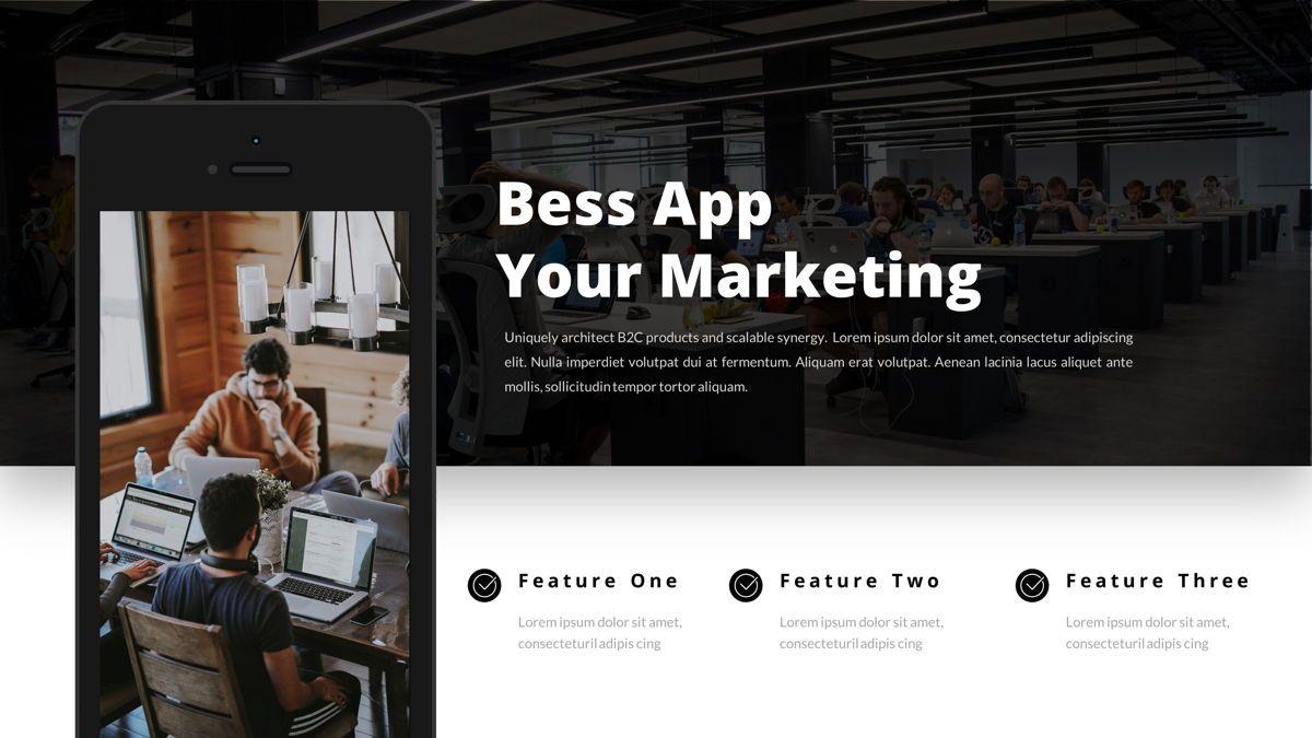 Marketing - Creative Business Powerpoint Template, Slide 27, 05910, Business Models — PoweredTemplate.com