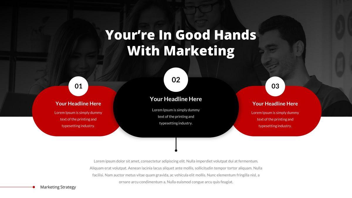 Marketing - Creative Business Powerpoint Template, Slide 7, 05910, Business Models — PoweredTemplate.com