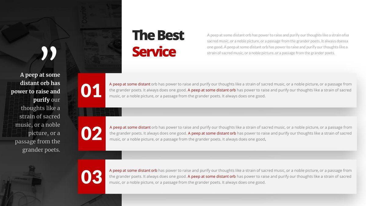 Marketing - Creative Business Google Slides Template, Slide 14, 05911, Business Models — PoweredTemplate.com