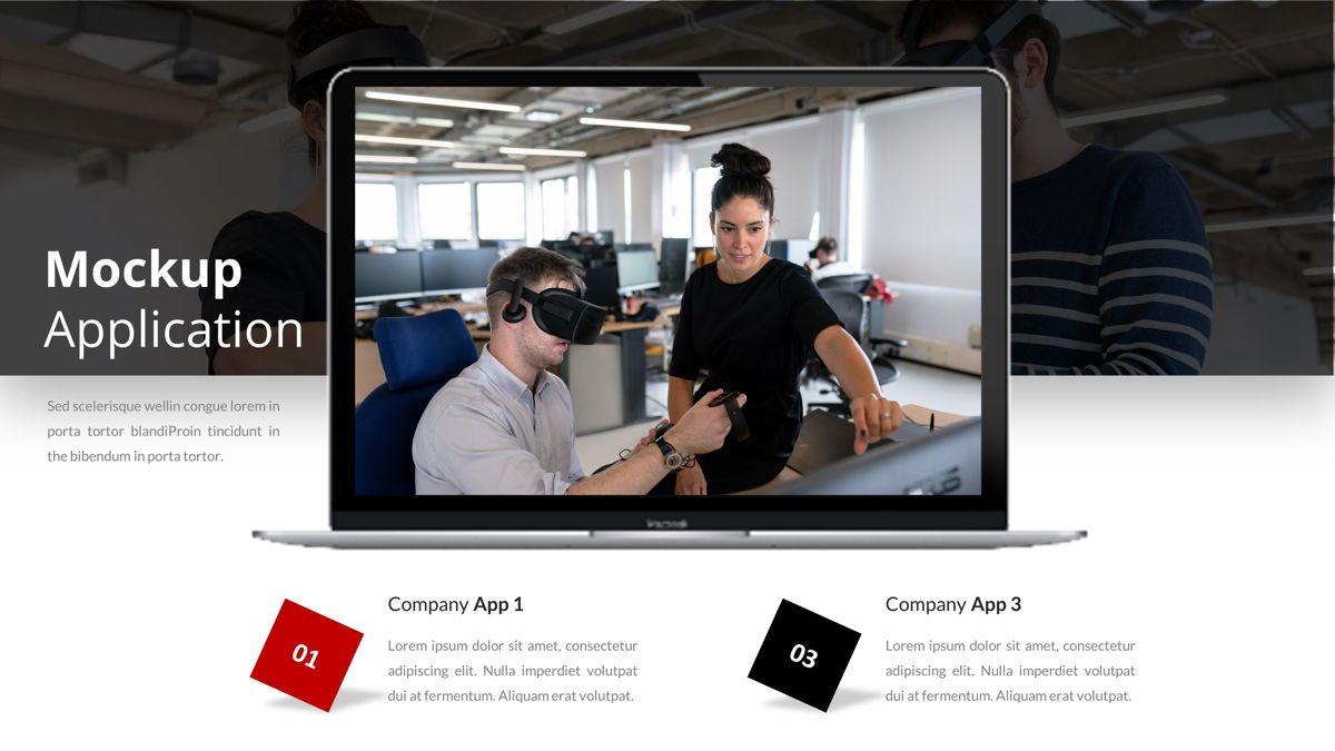 Marketing - Creative Business Google Slides Template, Slide 29, 05911, Business Models — PoweredTemplate.com