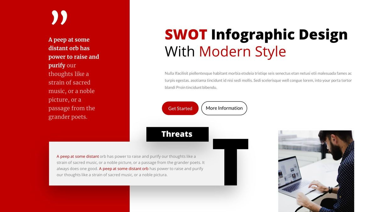 Marketing - Creative Business Google Slides Template, Slide 33, 05911, Business Models — PoweredTemplate.com