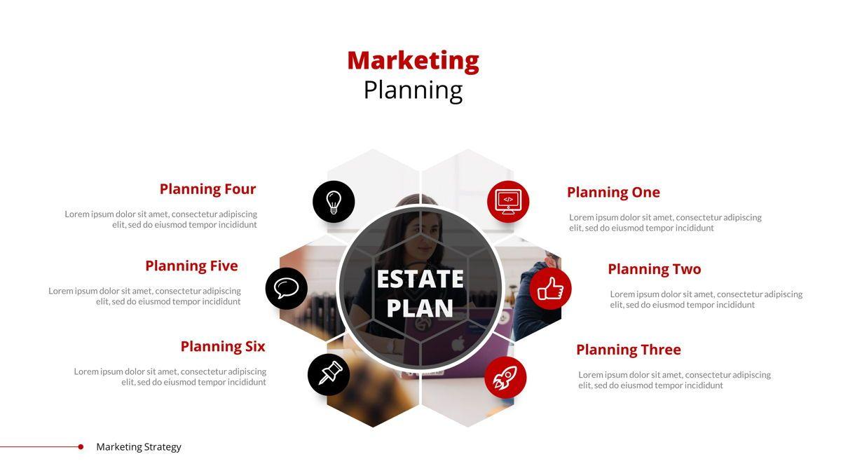 Marketing - Creative Business Google Slides Template, Slide 34, 05911, Business Models — PoweredTemplate.com