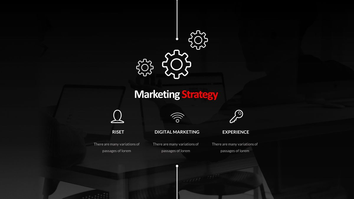 Marketing - Creative Business Google Slides Template, Slide 5, 05911, Business Models — PoweredTemplate.com