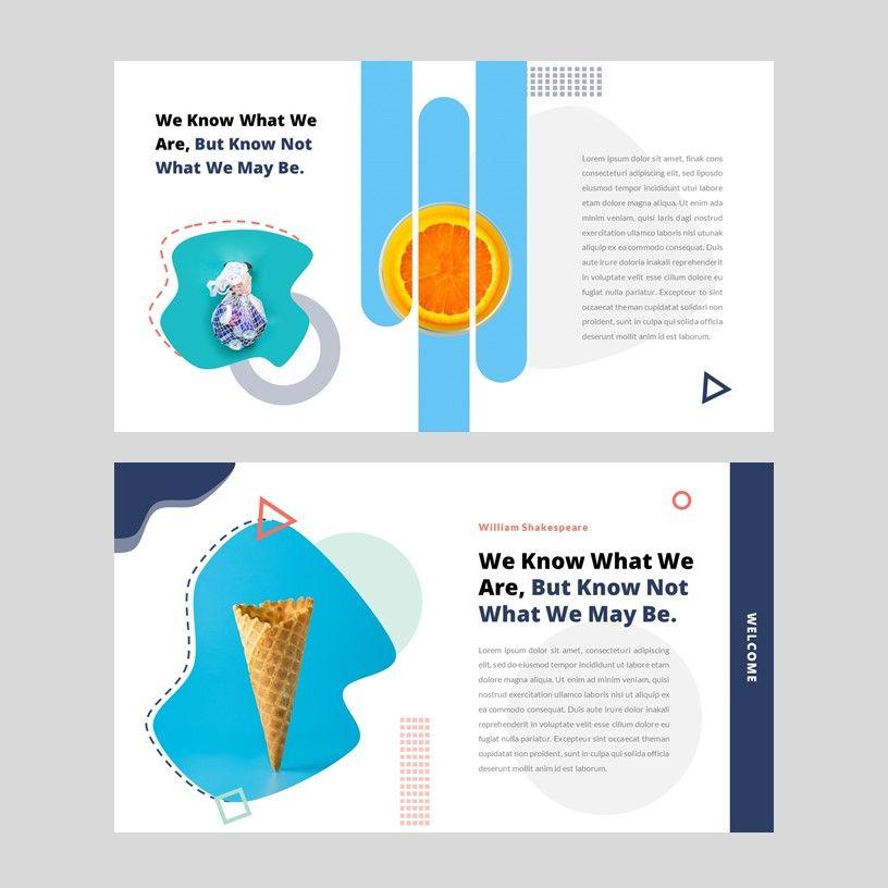Gladii - Creative Powerpoint Template, Slide 11, 05924, Presentation Templates — PoweredTemplate.com