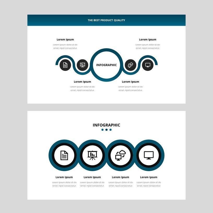 Yunion - PowerPoint Template, Slide 10, 05926, Presentation Templates — PoweredTemplate.com