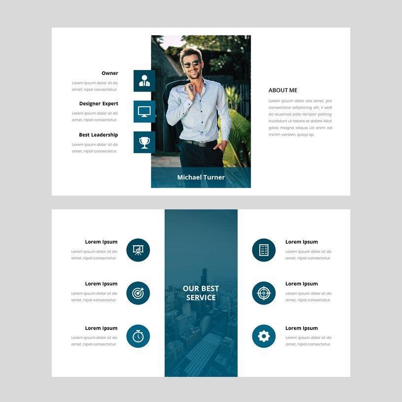 Yunion - PowerPoint Template, Slide 6, 05926, Presentation Templates — PoweredTemplate.com