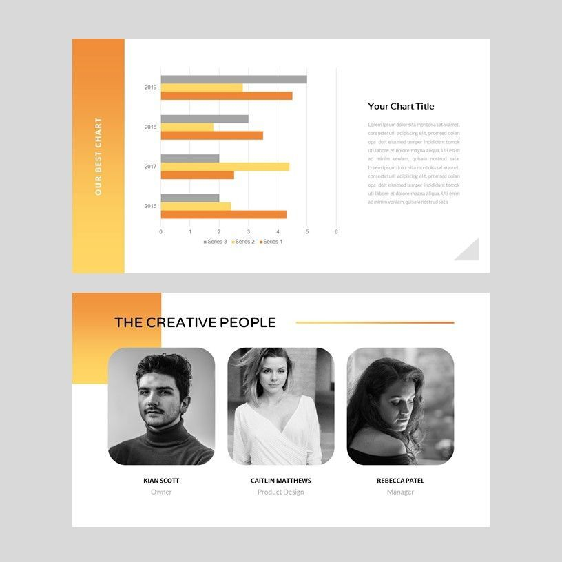Rondy - PowerPoint Template, Slide 10, 05928, Presentation Templates — PoweredTemplate.com