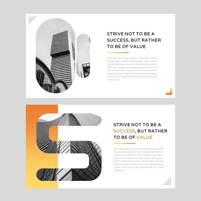 Rondy - PowerPoint Template, Slide 4, 05928, Presentation Templates — PoweredTemplate.com