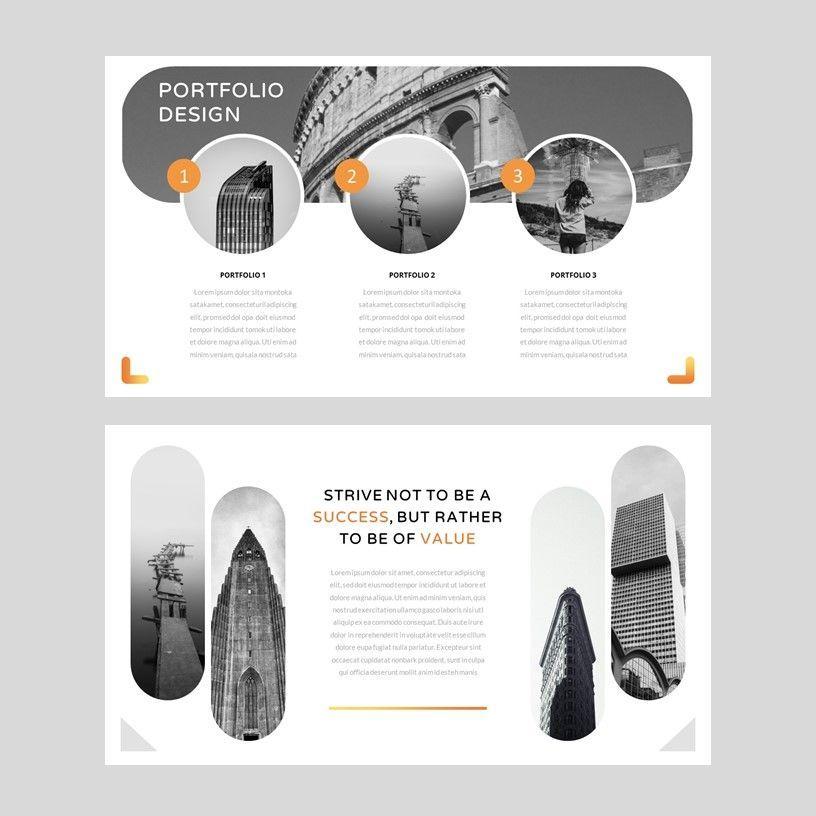 Rondy - PowerPoint Template, Slide 7, 05928, Presentation Templates — PoweredTemplate.com